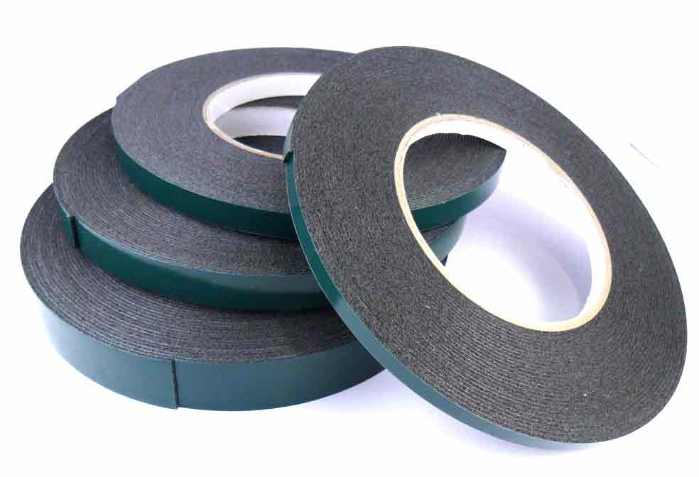 Badge Tape 25mm x 10m (Double Sided)