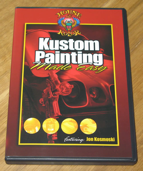 Video Kustom Painting Made Easy